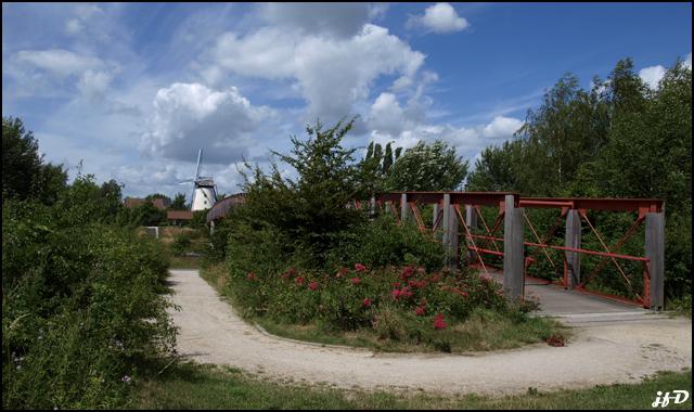 brickenmolen (moulin en briques) Wervick02